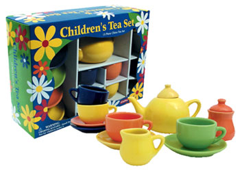 Childrens Tea Set picture