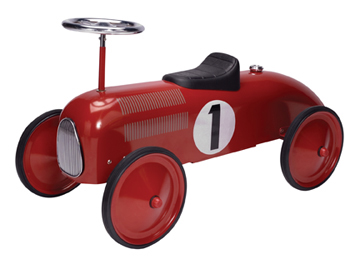 Speedster- Red Race Car picture
