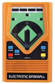 Electronic Baseball Hand Held Game