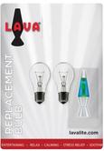 Lava Lamp - 40 Watt Bulb 2Pk