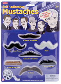 Mustaches - Self Adhesive