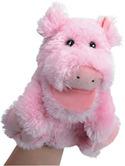 Musical Pig Puppet