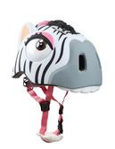 Crazy Safety Helmets Zebra