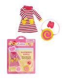 Lottie Raspberry Ripple Outfit