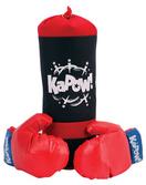 Punching Bag & Glove Set