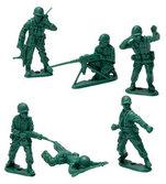 Green Army Men - 40Pcs. Bag