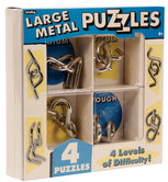 Large Wire Puzzles