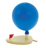 Balloon Powered boat