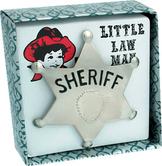 Law Man Badge