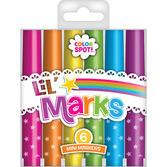 Color Spot Lil? Marks Mini Markers Assortment 1
