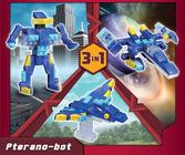 Terablock 3 in 1 Pterano-bot