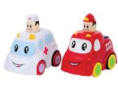 Press & Go Emergency Vehicles