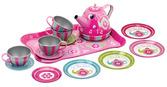 Musical Tin Tea Set
