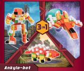 Terablock 3 in 1 Ankylo-bot