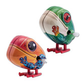 Wind-up Tin Frog