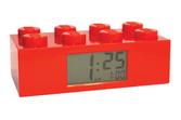 Lego Red Brick Clock