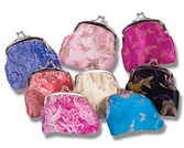 Coin Purses - Silk Designs