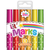 Color Spot Lil? Marks Mini Markers Assortment 2