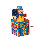 SILLY CIRCUS JACK IN BOX