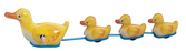 Duck Family Wind Up