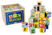 Alphabet Blocks 48 Pcs.
