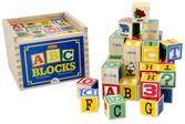 Alphabet Blocks 48 Pcs.
