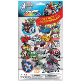 Avengers Sticker Stack