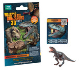 Walking with Dinosaurs Foil Packs