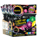 illooms Balloon 15pk plain