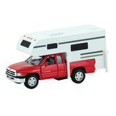 DC Dodge Ram Camper