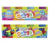 Scented 5oz Dough Tubs - 4pk