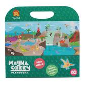 Magna Carry Playbook Dino World