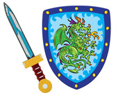 Knight Sword & Shield Set