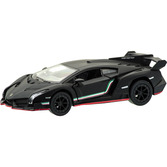 Lamborghini Veneno ( Red and Black)