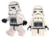 Lego Star Wars Stormtrooper Clock