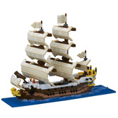 Nanoblock Sailing Ship