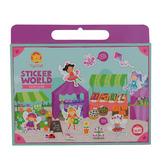 Sticker World Fairy Lane