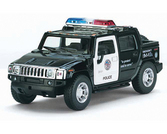 Die Cast 2005 Police Hummer H2