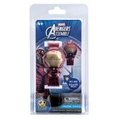 Iron Man�?� Bulb Botz Clock