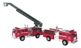 Diecast Fire Engine Asst