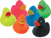 Rubber Duckies Multi Colors