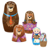 Goldilocks Nesting Dolls
