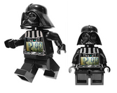Lego Star Wars Darth Vader Clock