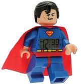 LEGO Superman Minifigure Clock