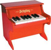 Mini Red Piano
