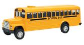 Die-Cast Bus, Pull-Back