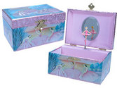 Iridescent Ballerina Jewelry Box