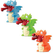 Curly Pop Dragons - Fire Breathers