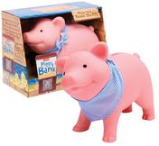 Rubber Piggy Bank