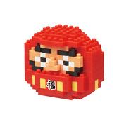 Nanoblock Daruma Red